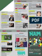 ÑAM Festival del Cómic y Novela Gráfica 2017. del 13 al 15 de octubre Palencia Castilla  y León