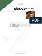 2-Reconnaitre Et Identifier Le Matériau Bois