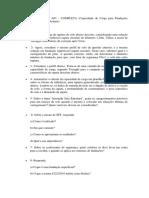 Lista de Exercícios Fundações 1