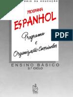 Eb Espanhol Programa 3c Iniciacao