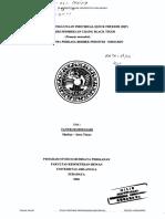 TA - Study Penggunaan IQF