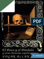 El pozo y el pendulo - Edgar Allan Poe.pdf