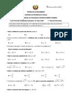 Provas de Matemática 2016.docx