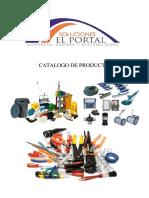 Listado de Productos El Portal