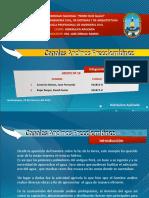 Canales Andinos Precolombinos