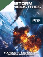 [IME] [Starfinder] [Acc] Wildstorm Industries