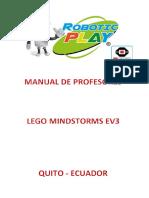 Manual Ev3 Profesores