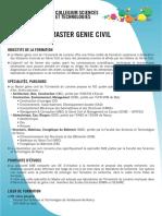 Master Genie Civil 0