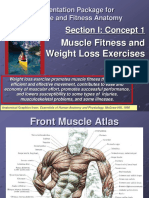 Anatomy for Exercise
