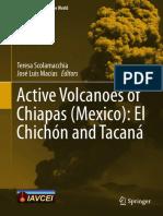 Volcanes Activos Mex