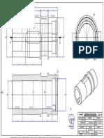 Eje Salida Reductor Pendular 50-60 Sp1396