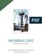 Snubbing Unit - Villón Domínguez Gerardo