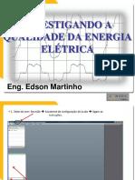 Webinar Análise de Qualidade Da Energia