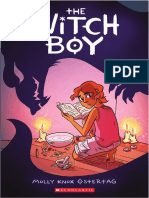 THE WITCH BOY (Excerpt)
