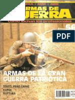 Armas de Guerra 56