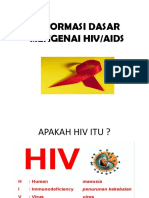 Presentasi Hiv Aids - Dasar Informasi