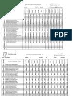 Formato de Registro de Notas Cxc 2017 Etasaje