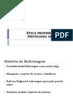 Ética Profissional e Psicologia Aplicada