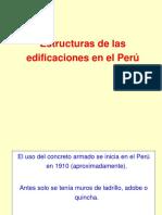 Criterios Estructurales en Peru