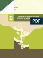 Creación de sellos de calidad pequeños productores magap