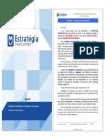 Apostila Completa Atualidades - Concurso da Polícia Federal {Estratégia Concursos (2017)}