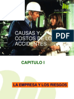 Causasy Costos de Los Accidentes Actualizada