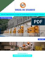 SILABO - Selección%2c Mantenimiento y Pruebas de Transformadores de Distribución y Potencia