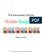 gjones final ukulele song book