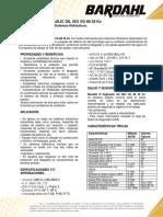 P-13 FT-Bardahl Hydraulic Oil ISO VG 68 35 KV