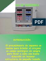ISQUEMIA REGIONAL POWER POINT