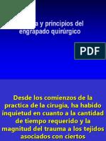 SUTURAS MECANICAS 6°