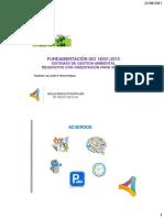 Memorias_Curso Auditores ISO 9001 E ISO 14001_2015