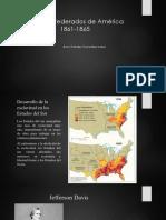 Unidad 5 Estados Confederados de América - Jhon Hander González