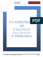 cuadernillo calculo