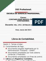 NORMAS REFERIDAS A LIBROS Y REGISTROS VINCULADOS  A ASUNTOS TRIBUTARIOS.ppt