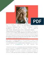 Alzheimer y Homeopatía