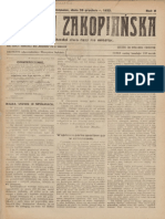 Gazeta Zakopiańska.R.2, Nr 45 (20 Grudnia 1922)