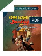 Libro Como Evangelizar a Los Bautizados (Prado Flores,J.)