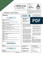 Boletin Oficial 12-08-10 - Primera Seccion