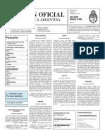 Boletin Oficial 12-08-10 - Segunda Seccion
