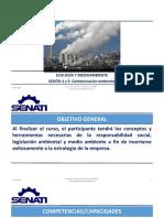 Sesión 4 y 5 - Contaminación Ambiental