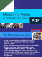 Monitoring Lebaran Award