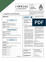 Boletin Oficial 17-08-10 - Primera Seccion