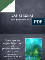 Las Sirenas PDF