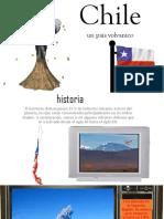 Chile Pais Volcanico