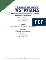 Superficies-Parametrizadas