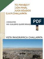 Proyecto Challapata Uau