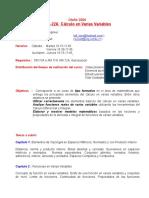 CVV Programa