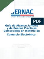 Guía de Alcance Jurídico y de Buenas Prácticas Comerciales en Materia de Comercio Electrónico