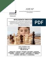 Cursos UFV. El Desarrollo de La Inteligencia Emocional a Lo Largo de Las Distintas Etapas Educativas